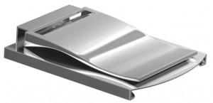 Geldklammer Silber